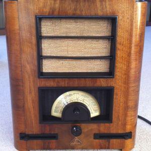 Ραδιόφωνο Siemens 25 WLK του 1933