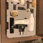 Συσκευή απολέπισης δέρματος με μετασχηματιστή