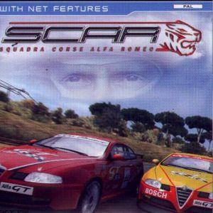 SCAR - PS2