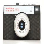 Smena-8M Lomo vintage 1992, Ρωσική φωτογραφική μηχανή κλίμακας.Οι ταχύτητες κλείστρου φαίνονται κατάλληλες. Το γυαλί σε φακούς είναι καθαρό, δεν υπάρχει μύκητας.