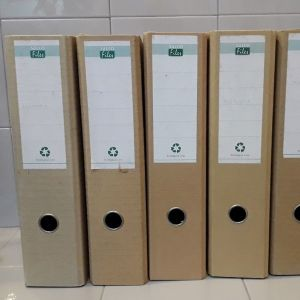 Κουτί με λάστιχο Salco Files ( 5 )
