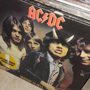 LPs Heavy Metal  και Hard Rock