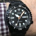 citizen automatic 43mm