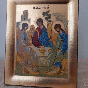 Αγία Τριάδα εικονα 19×15
