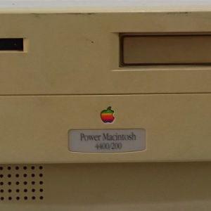 Apple Power Macintosh 4400/200 ΣΥΛΛΕΚΤΙΚΟΣ 100% ΛΕΙΤΟΥΡΓΙΚΟΣ