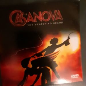 Casanova , του Federico Felini- DVD