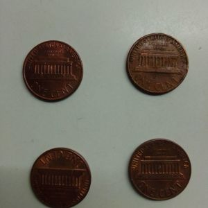 One cent ΗΠΑ