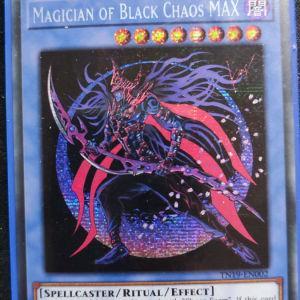 Magician of Black Chaos MAX Secret Rare