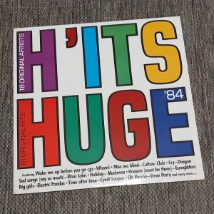 H'ITS HUGE 84 - MADE IN AUSTRALIA 1984