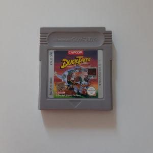 Ducktales Gameboy