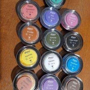 Σκιες ματιων-pigments