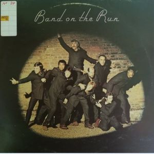 Paul McCartney And Wings - Band On The Run - Δίσκος Βινυλίου 1973
