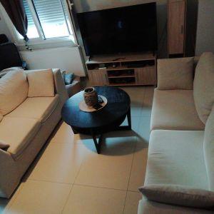 Πωλείται 2θεσιος&3θεσιος καναπές