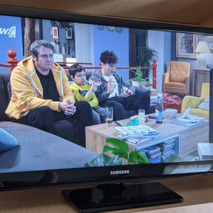 Τηλεοραση samsung tv ue24h4003aw xxh