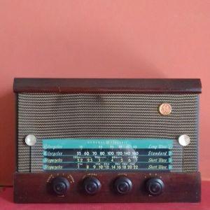 Ραδιο jeneral electric 1950