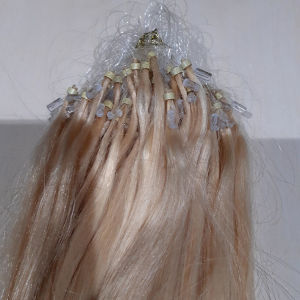 εχτενσιον μαλλιών
