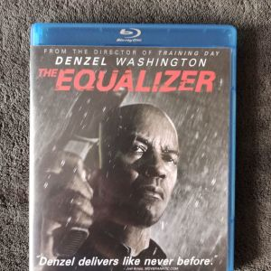 The Equalizer 1 & 2 (2014-2018) [2 Blu-ray]