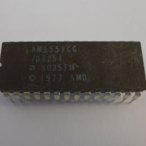 ΟΛΟΚΛΗΡΩΜΕΝΟ AMD AM9551CC D8251 SERIAL I/O COMMUNICATION CONTROLLER