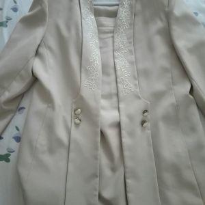Σακακι με φουστα αριστη κατασταση