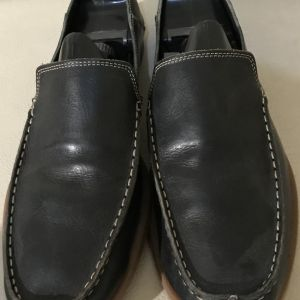 extremely gorgeous extravagant elegant unique genuinely leather loafers by buttero made in Italy size 43 in excellent condition