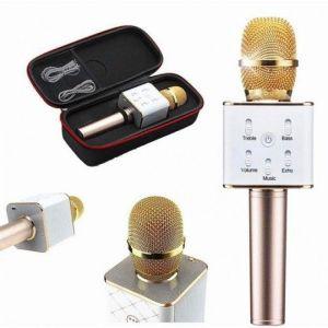 Ασύρματο Wireless Microphone Karaoke σε θήκη μεταφοράς