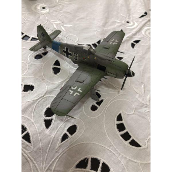 aeromontelo statiko Focke-Wulf Fw 190