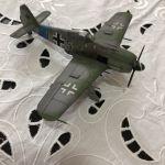 Αερομοντελο στατικό Focke-Wulf Fw 190