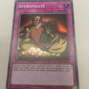 Appropriate (Super Rare)