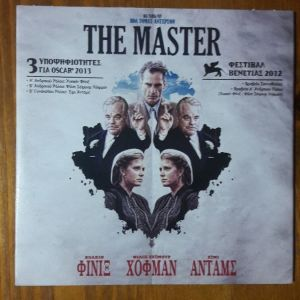 """""""THE MASTER"""" DVD"""