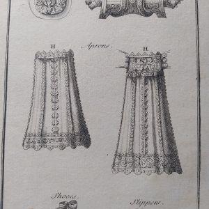 Μύκονος φορεσιά 1718 pitton de tournefort κυκλαδες