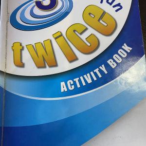 Twice the fun 3 Activity book