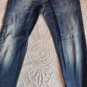 Ανδρικό τζιν παντελόνι