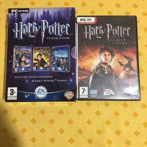 Χάρι Πότερ 1-4 βιντεοπαιχνίδια