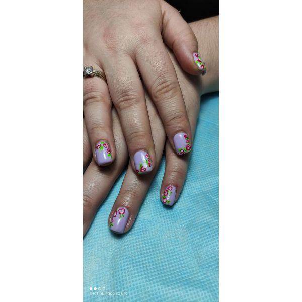 Online idietera mathimata manicure, pedicure, onichoplastikis