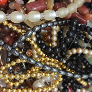 Χάντρες πέτρες για χειροποίητα Κοσμήματα
