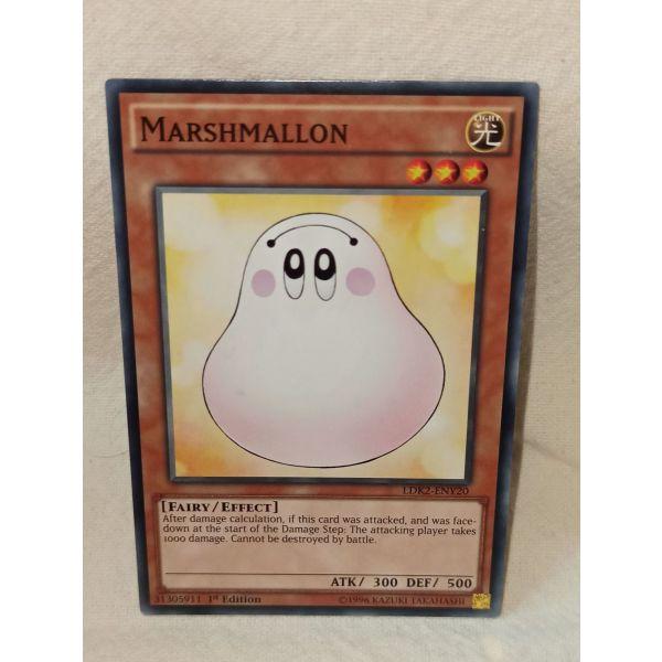 MARSHMALLON - YuGiOh