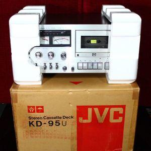 DECK/ΚΑΣΕΤΟΦΩΝΟ JVC KD-95