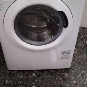 Πλυντήριο στεγνωτήριο smart
