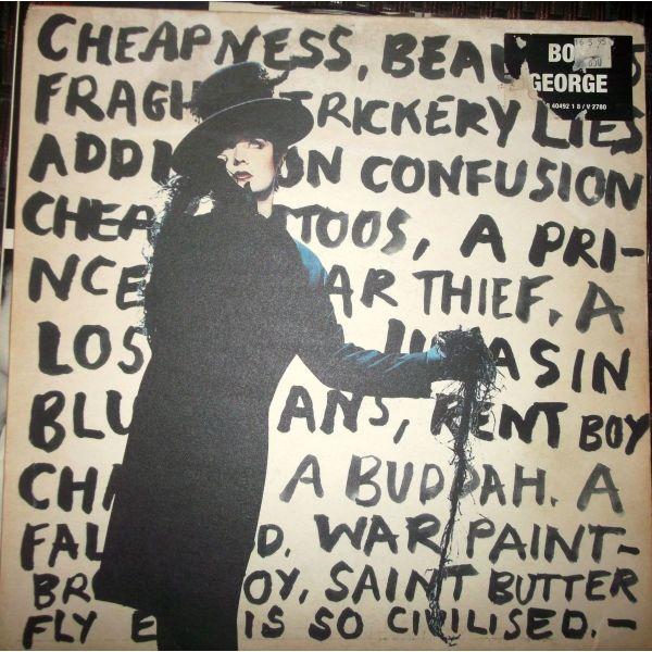diskos viniliou  Boy George
