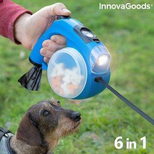 Ανασυρόμενο λουρί για σκύλους 6 σε 1 Compet InnovaGoods