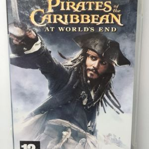 PSP PIRATES OF THE CARIBBEAN AT WORLD'S END USED