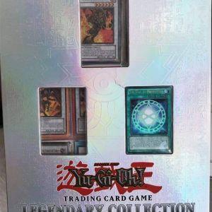 Binder yu-gi-oh legendary collection 2