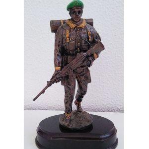 Βραβείο ''Ειδικές Δυνάμεις Καταδρομών'' Φιγούρα -  Άγαλματίδιο