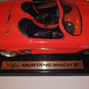 Αυτοκίνητο συλλεκτικό Mustang Mach