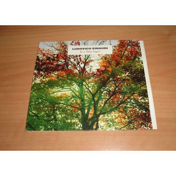 Ludovico Einaudi - In A Time Lapse (CD)