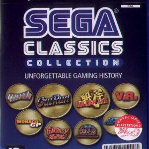SEGA CLASSICS - PS2