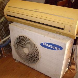 aircondition samsung 24.000btu AQ24FAN MODEL