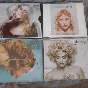 Madonna 6 CD singles