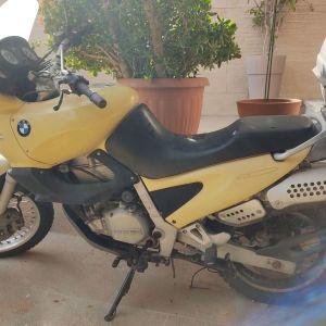 BMW F650  FUNDURO 98