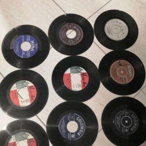 Ραδιοπικάπ αντίκα & δίσκοι